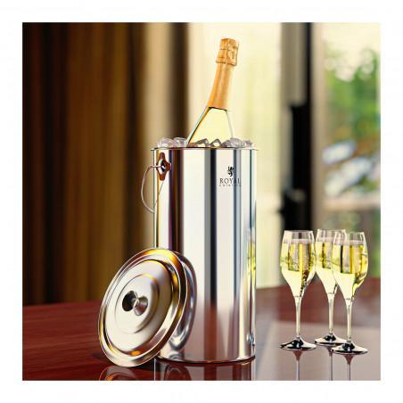 Kibirėlis šampanui RCEE-12L