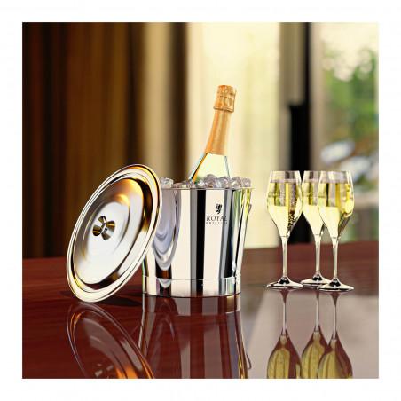Kibirėlis šampanui RCEE-8LC