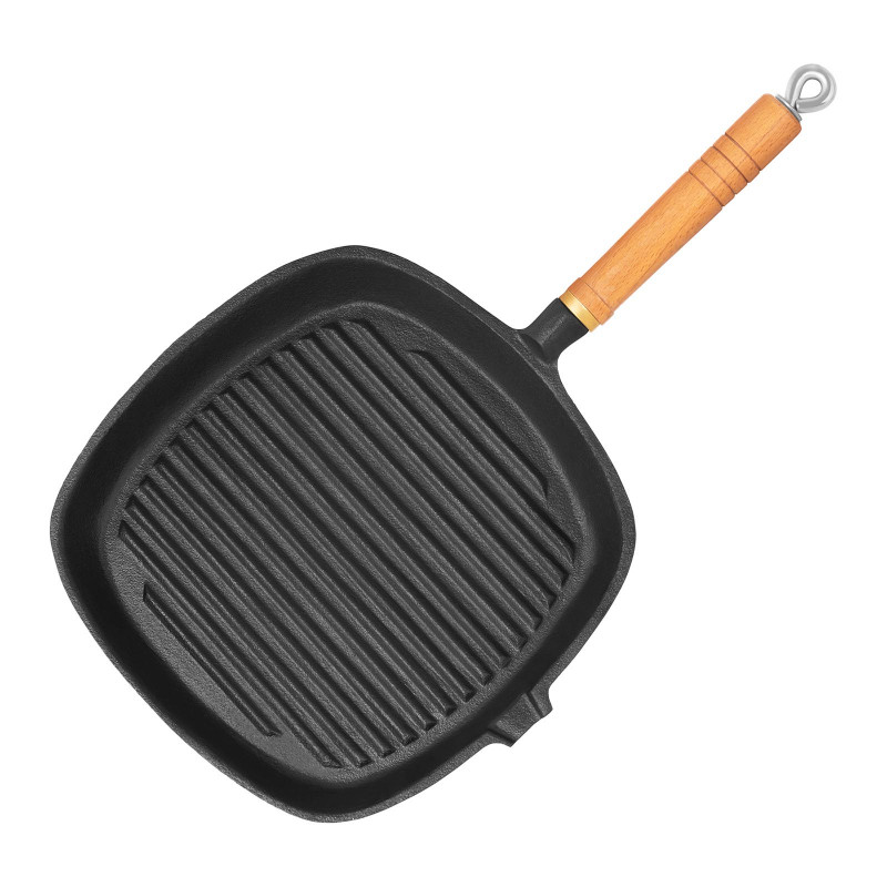 Ketaus grill keptuvė RCIP-W25S