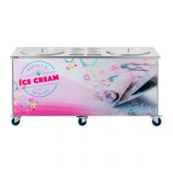 Tailandietiškų ledų gaminimo aparatas Royal  RCFI-2O-6