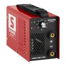 Suvirinimo aparatas S-MMA-200-I-Mini MMA - 200 A