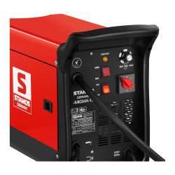 MIG/MAG suvirinimo aparatas  S-MIGMA-195 - 195 A - 230 V