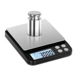 Graminės svarstyklės - 3 kg / 0.1 g SBS-TW-3000