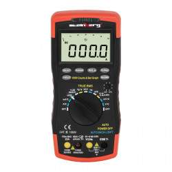Skaitmeninis multimetras SBS-DM-1000TR