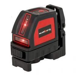Laser krzyżowy - 40 m - 360 - tarcza