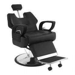 Kirpėjo kėdė Physa Florenz - juoda