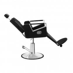 Kirpėjo kėdė Turin - juoda