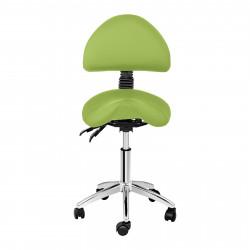 Meistro kėdė Berlin - Šviesiai žalia