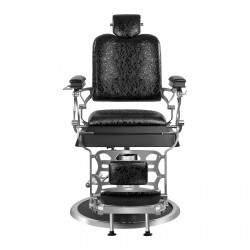 Kirpyklos kėdė Sheffield Black