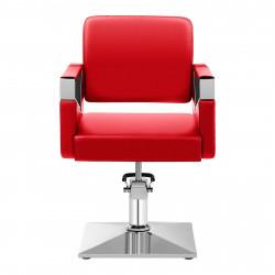 Kirpyklos kėdė Physa Bristol Raudona