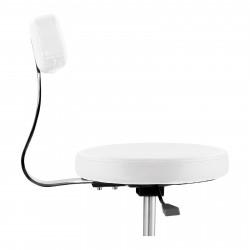 Kosmetinė kėdė Physa Terni balta
