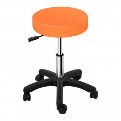 Salono kėdė be atlošo Aversa Orange