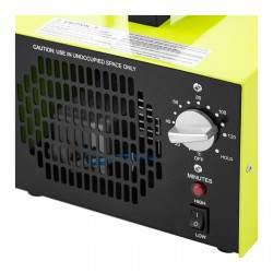 Generator ozonu -Redaguoti: 5000 / 10Redaguoti: 000 mg/h - 120 W