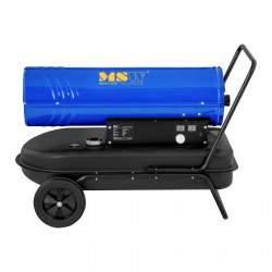 Dyzelinis šildytuvas - 30 kW - vežimėlis