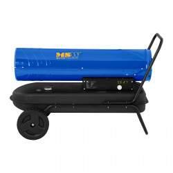 Dyzelinis šildytuvas - 50 kW - vežimėlis