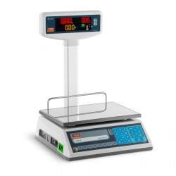 Prekybinės svarstyklės TEL006B1D  6 kg / 2 g