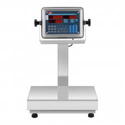 Platforminės svarstyklės BM1TP - Su kalibracijos sertifikatu | 120 kg/50 g