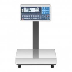 Platforminės svarstyklės BE2T - Su kalibracijos sertifikatu   60 kg (20 g) / 30 kg (10 g)