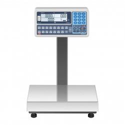 Platforminės svarstyklės BE2TA - Su kalibracijos sertifikatu | 120 kg (50 g) / 60 kg (20 g)