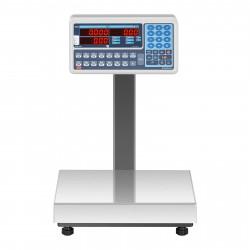 Platforminės svarstyklės BM1CA - Su kalibracijos sertifikatu   30 kg/10 g