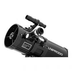 Niutono teleskopas - 1000 mm - veidrodis 114 mm