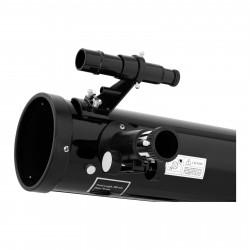 Niutono teleskopas - 900 mm - veidrodis 76 mm