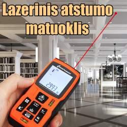 Lazerinis atstumo matuoklis LM50