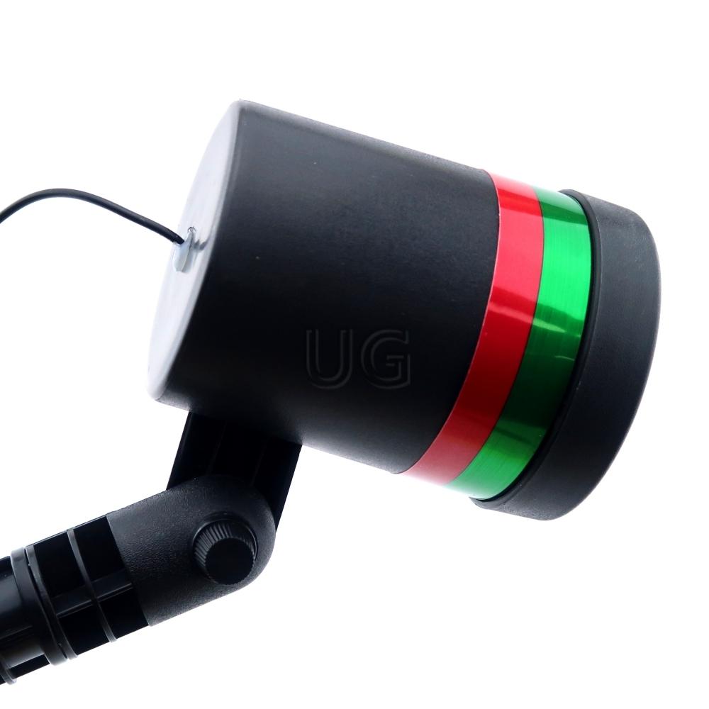 Lazerinis lauko projektorius L01 | Kalėdinis lauko lazeris