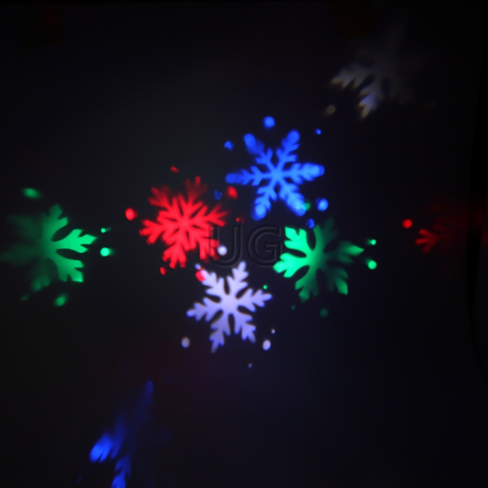 Lazerinis lauko projektorius L12 | Kalėdinis lauko lazeris