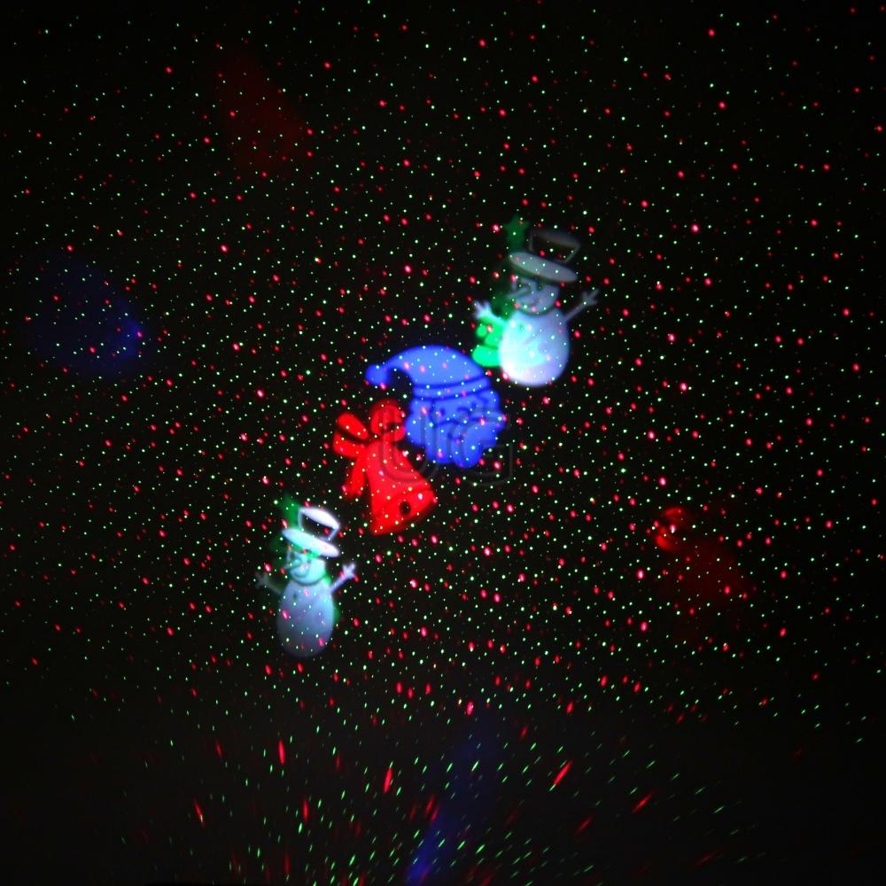 Lauko lazeris L23 Pro | Kalėdinis lauko lazeris