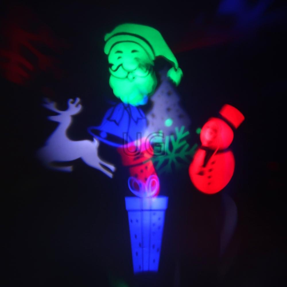 Lazerinis lauko projektorius L21 | Kalėdinis lauko lazeris