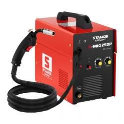 MIG/MAG suvirinimo aparatas S-MIG 250P - 250 A - 230 V