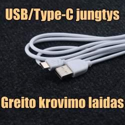 USB laidas TLC 04