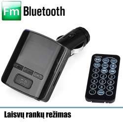 FM radijo bangų moduliatorius - FM03