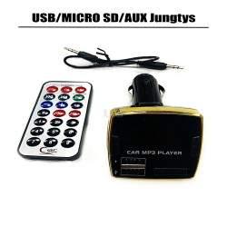 FM radijo bangų moduliatorius - FM04
