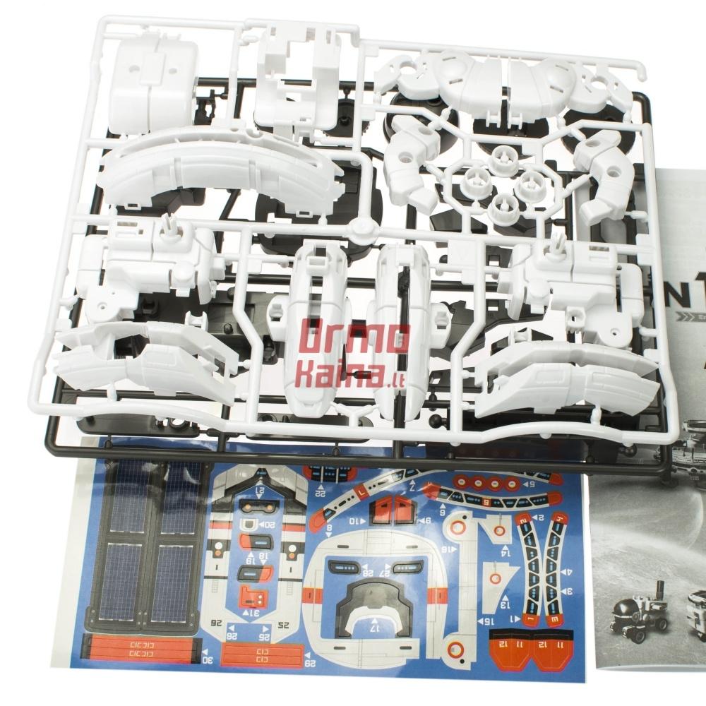 Konstruktorius Solar Space Robot - 7 in 1