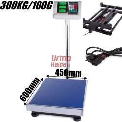 Platforminės svarstyklės 3001AL (300 kg, 60x45)
