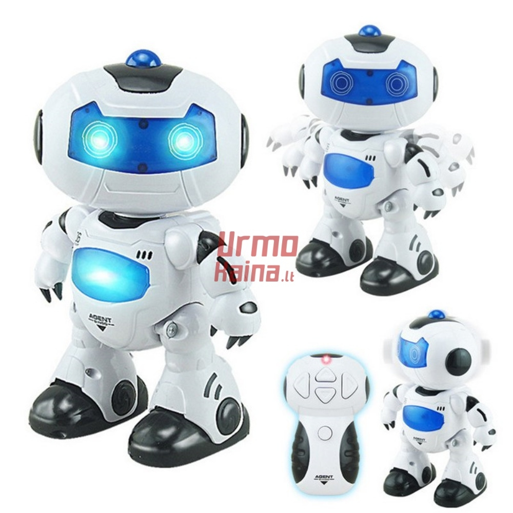 RC robotas AGENT Bingo