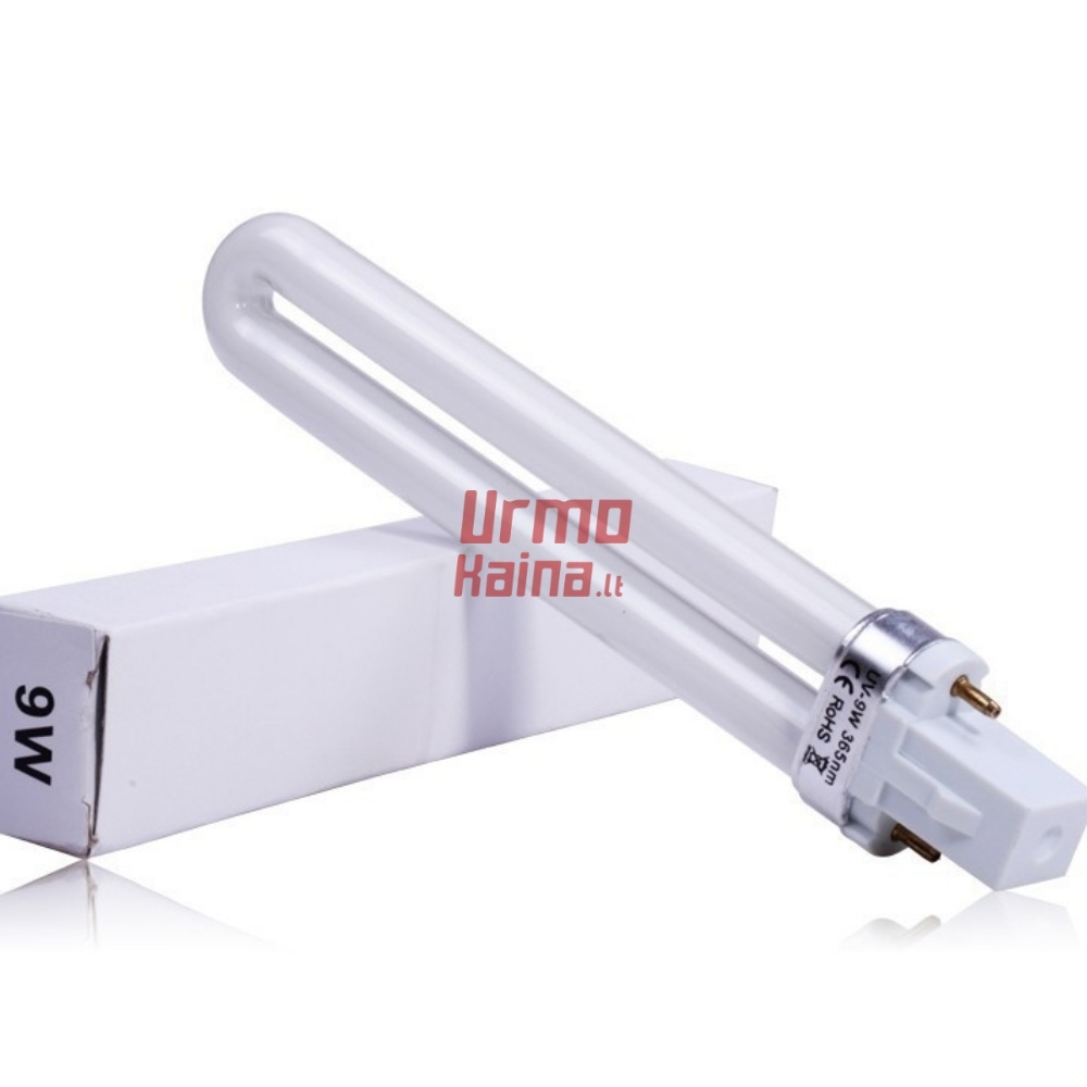UV lemputė 9W JD-818