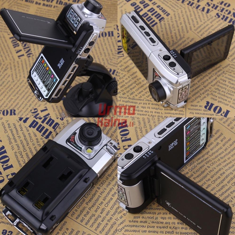 Vaizdo registratorius E900