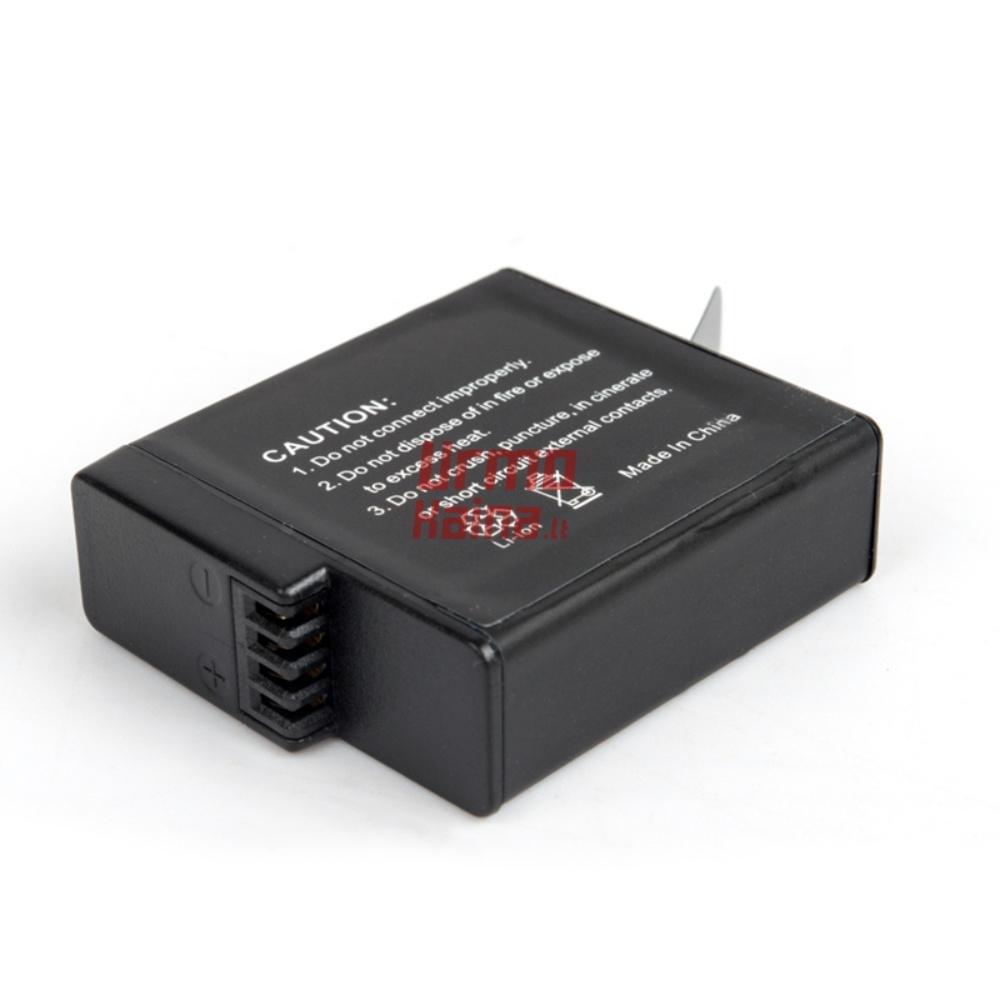 GoPro Hero 5-6-7 akumuliatorius 1600 mAh