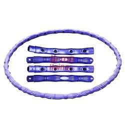 """Masažinis, magnetinis gimnastikos lankas """"Magnet Hoop """""""