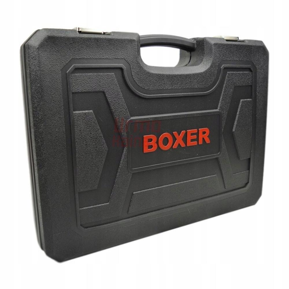 Įrankių galvučių rinkinys Boxer 216 dalių