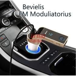 FM radijo bangų moduliatorius - FM10