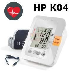 Kraujospūdžio matuoklis ant rankos HP K04