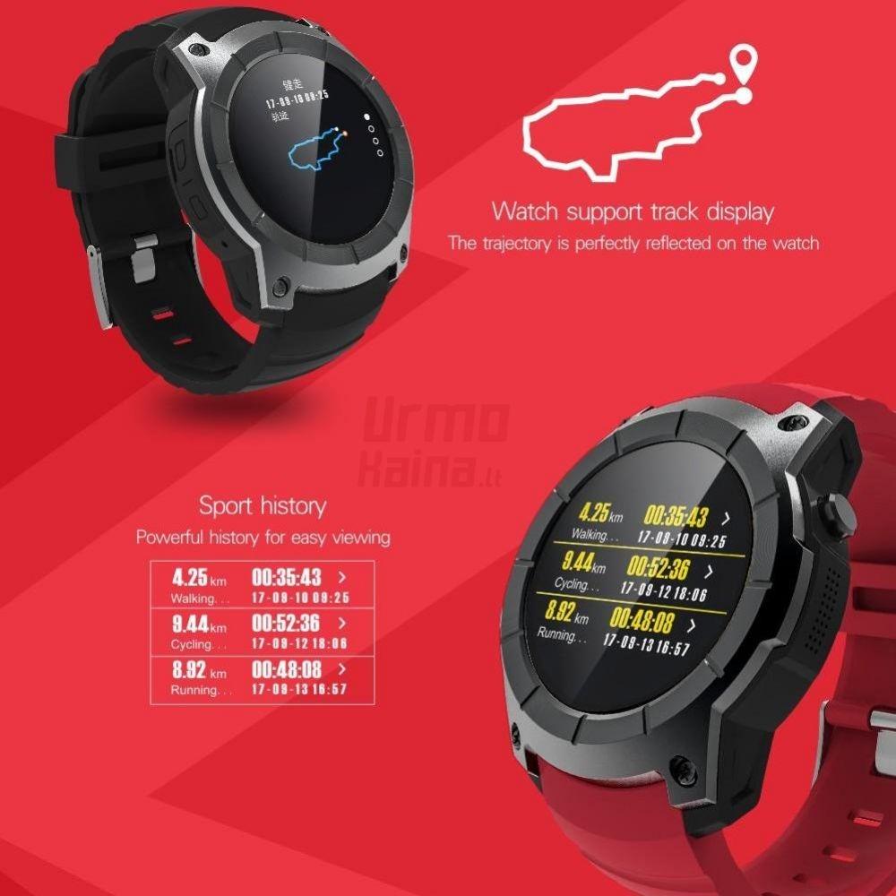 Išmanusis laikrodis H11 GPS