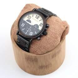 Medinis laikrodis OldWood MW73