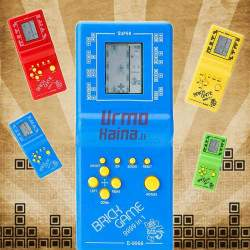 Klasikinis žaidimas Tetris