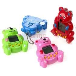 Elektroninis gyvūnėlis Tamagotchi Bear | Elektroninis augintinis