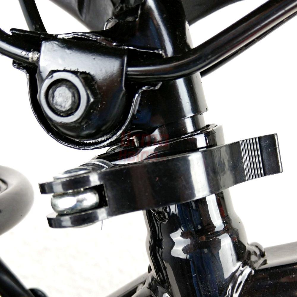 Vaikiškas dviratis JGB12 Red/ Black